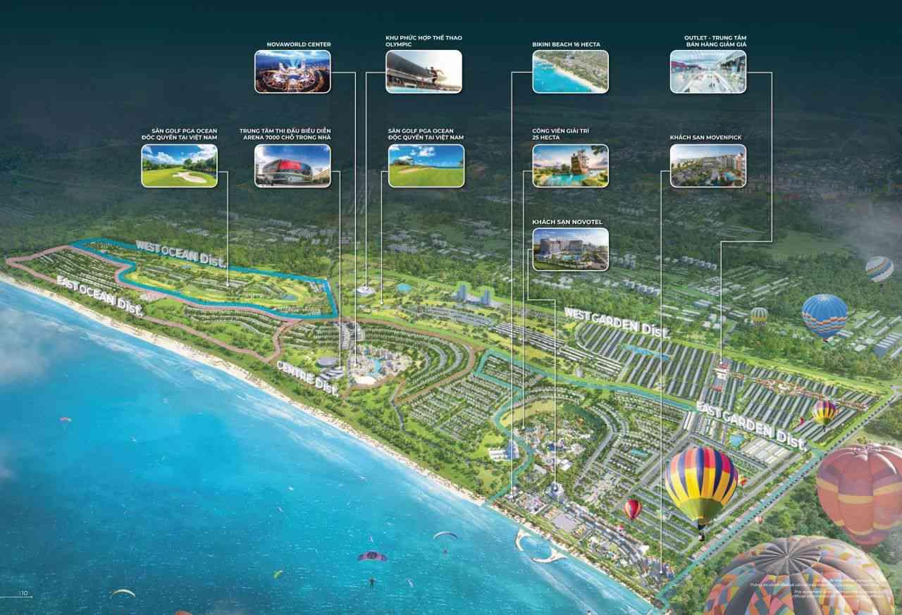 NovaWorld Phan Thiet thu hút nhiều nhà đầu tư với các dòng sản phẩm second home