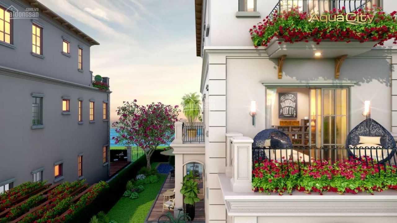 Khu đô thị kiểu mới Aqua City – giấc mơ sống xanh hiện đại trong tầm tay