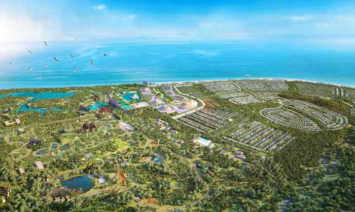 Đề xuất điều chỉnh dự án Hồ Tràm và  điều bạn chưa biết