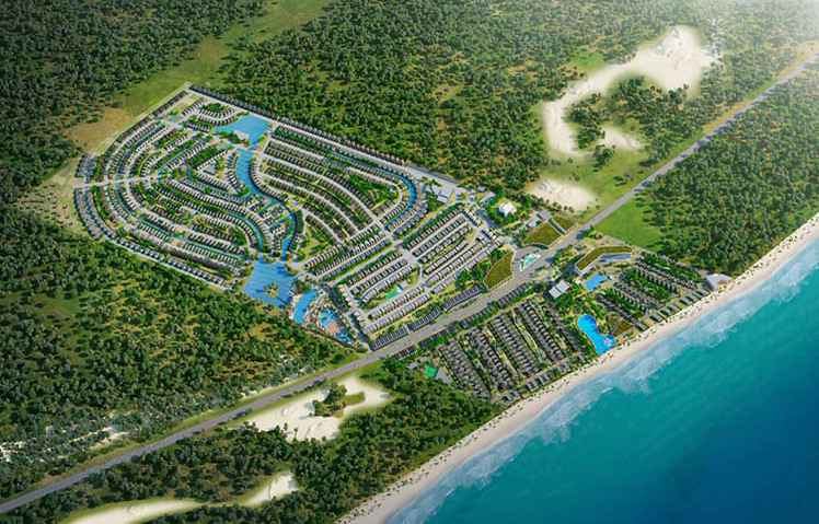 Sức hút hấp dẫn tại thủ phủ du lịch tỷ đô hồ Tràm