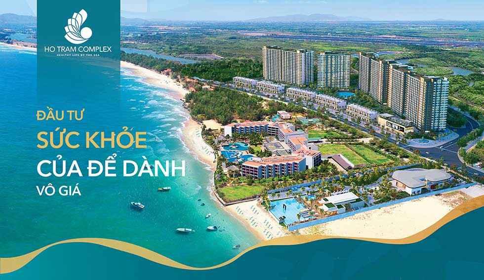 Dự án căn hộ Hồ Tràm Complex Inforealty cho tết Tân Sửu 2021