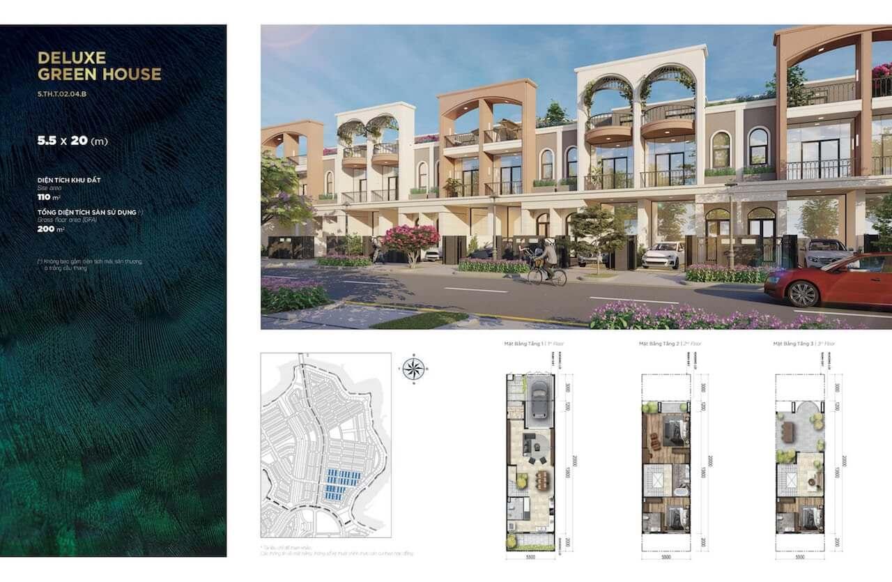 Brochure-Phoenix-Phân Khu 5(TownHouse 5.5x20)-1