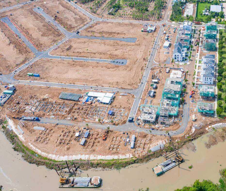 Phê duyệt nhiệm vụ điều chỉnh quy hoạch 1/500 dự án Aqua City Novaland