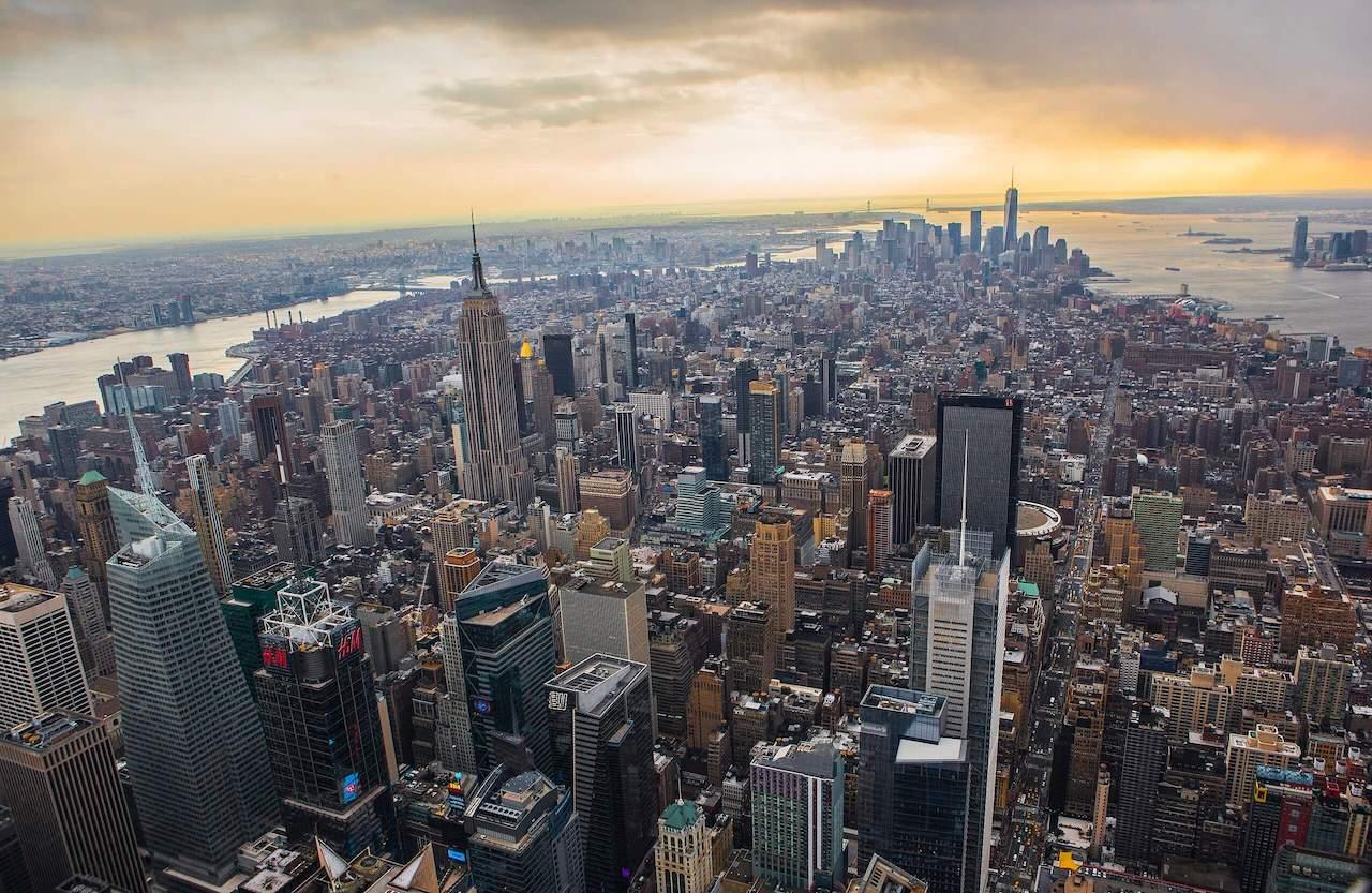 Góc nhìn từ The Grand Manhattan quận 1