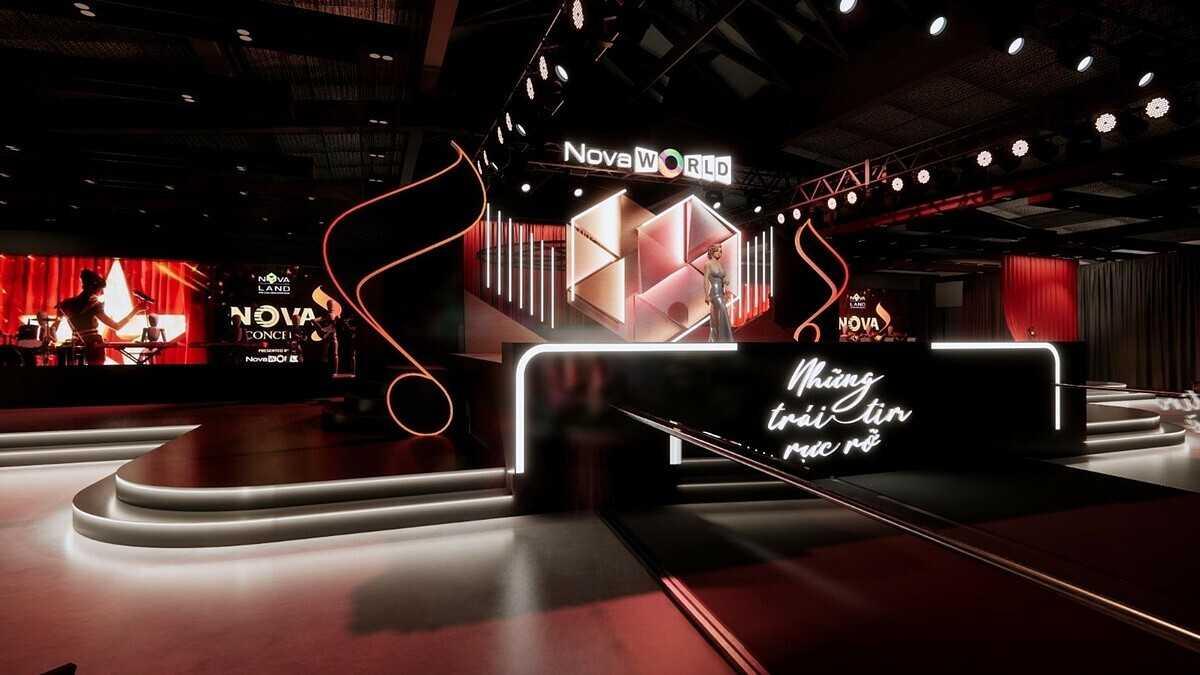 Novaland tổ chức loạt sự kiện nghệ thuật từ 22/01/2021