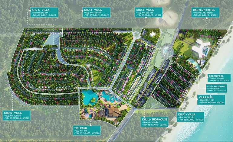 Đầu tư bất động sản nghỉ dưỡng NovaWorld Hồ Tràm