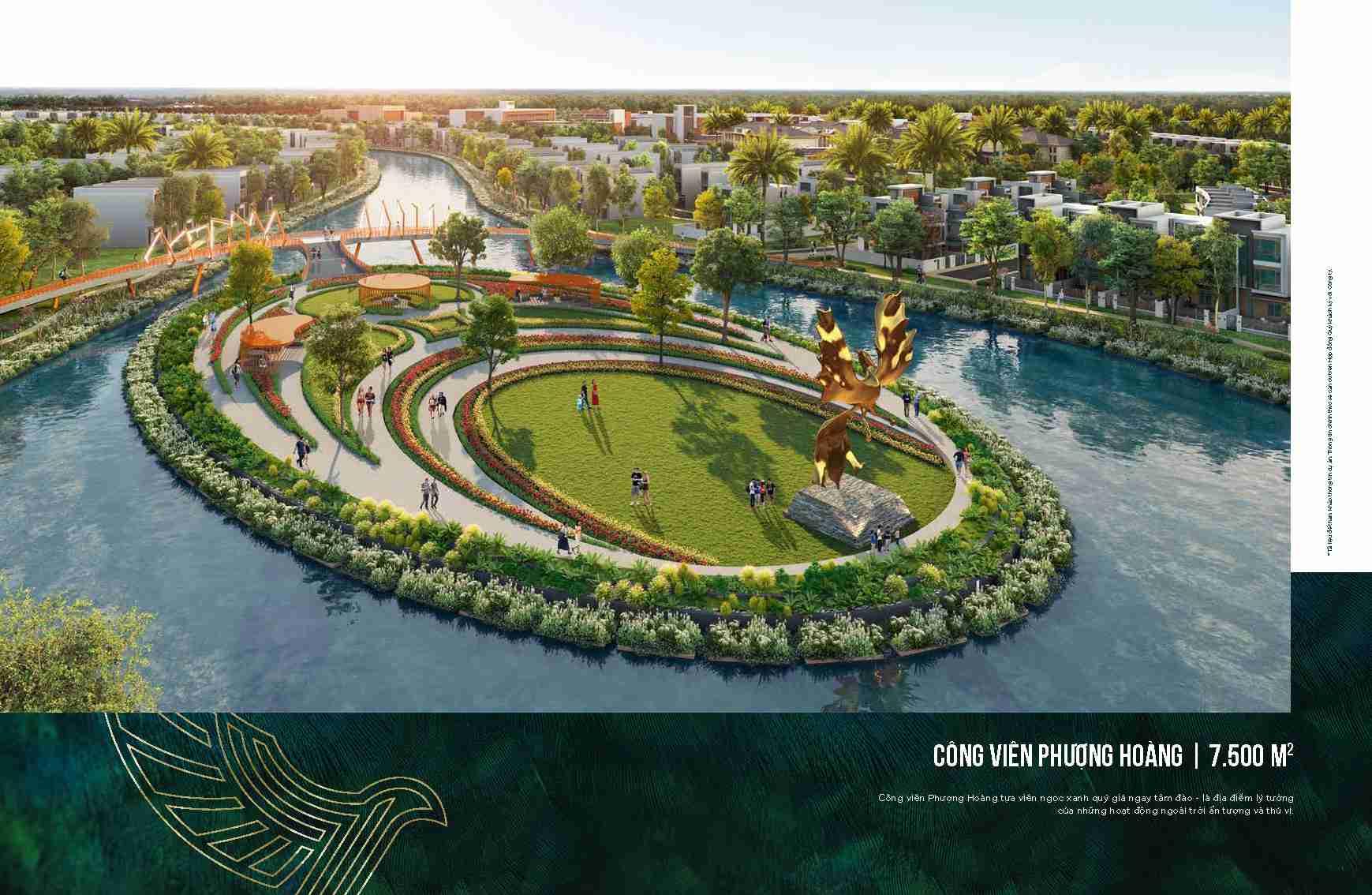 Khám phá quần thể tiện ích The Phoenix South Aqua City