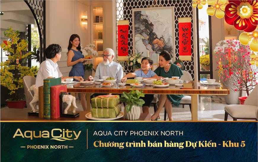 Điểm mạnh chương trình bán hàng phân khu Phoenix North Quý 1/2021