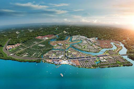Đảo Phượng Hoàng – Không gian an cư, nghỉ dưỡng xứng tầm 2021