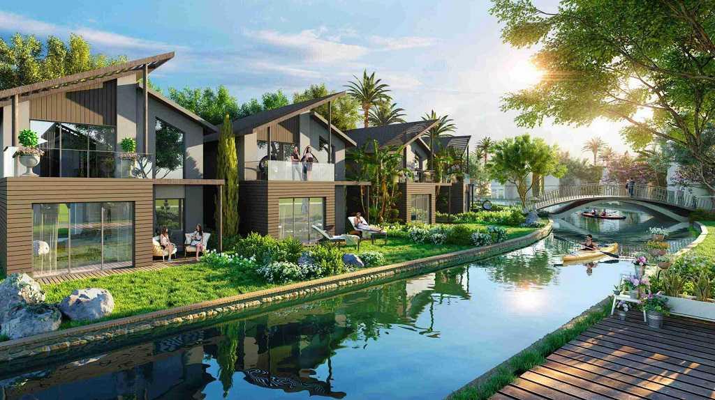Có gì hấp dẫn giúp bất động sản nghỉ dưỡng hồ Tràm phát triển mạnh mẽ 2021