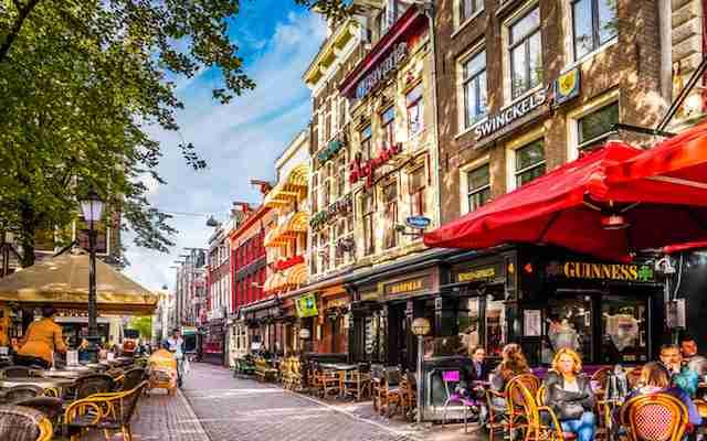 Chiêm ngưỡng phố Âu tại khu đô thị sinh thái Aqua City