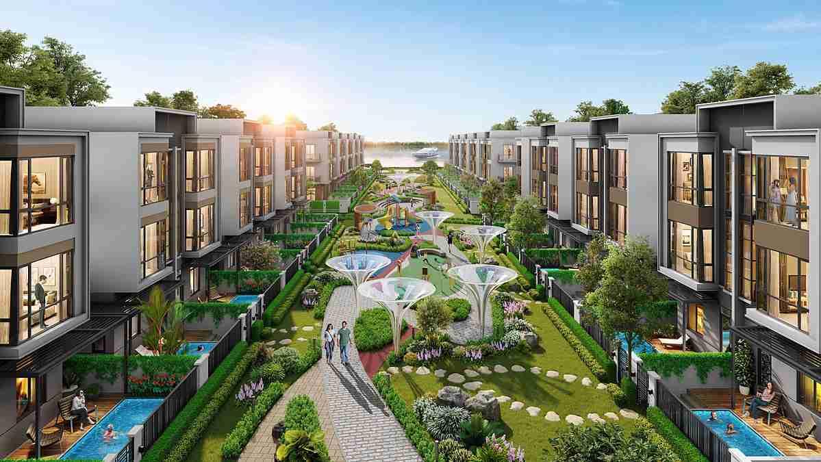 Bất động sản đảo đô thị – Sự chọn lựa đầu tư mới trong năm 2021