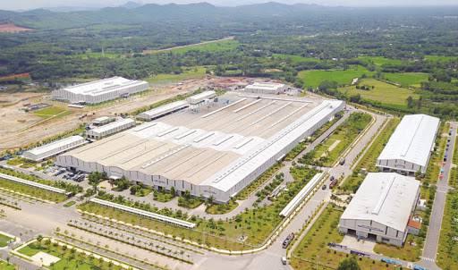 Tiềm năng bất động sản công nghiệp năm 2021