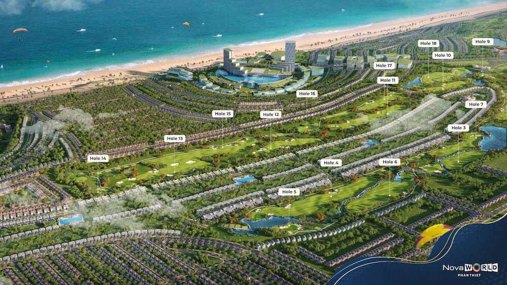 Golf Bikini Beach 18 lỗ Phan Thiết