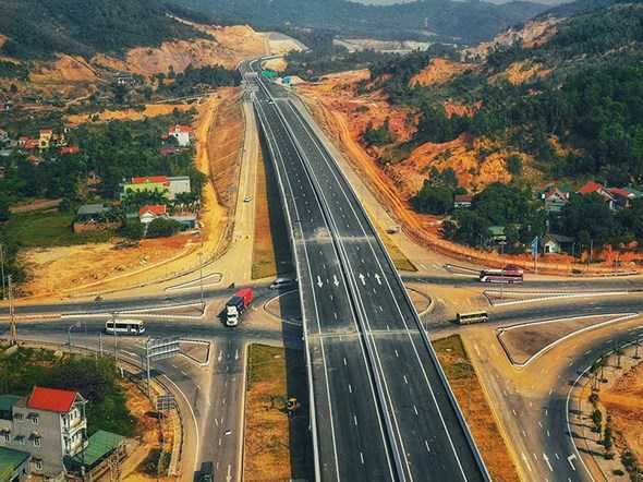 Tiến độ thực hiện dự án đường cao tốc Bắc – Nam