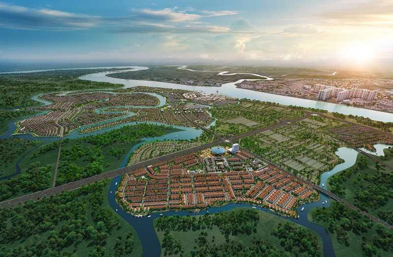 Đón chờ xu hướng khu đô thị sinh thái thông minh trong năm 2021