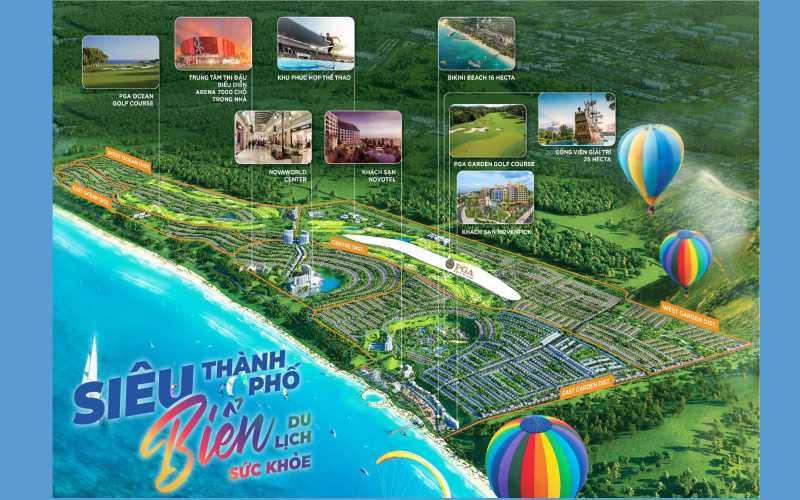 NovaWorld Phan Thiet – Điểm sáng trong sự phát triển của Phan Thiết thời đại mới