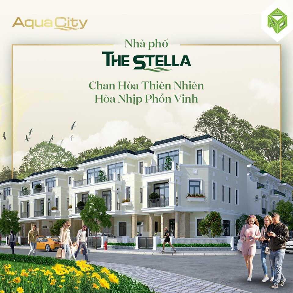 Mặt bằng sản phẩm dự án Aqua City