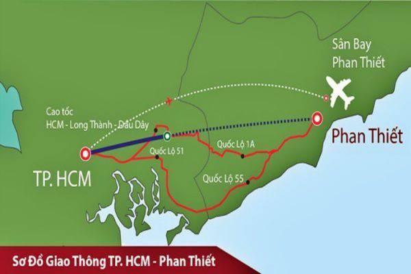 03 Thông tin về cao tốc Dầu Giây Phan Thiết