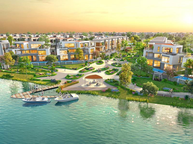 Khu đô thị sinh thái Aqua City Đồng Nai được phát triển bởi Novaland gồm những loại sản phẩm nào?