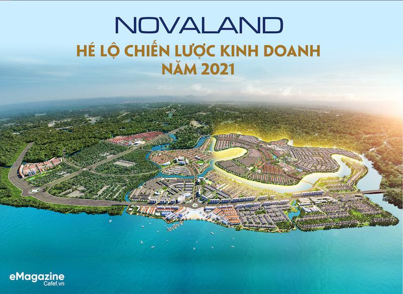 Tập đoàn Novaland hé lộ kế hoạch kinh doanh năm 2021