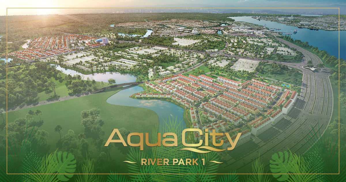 Những lý do để lựa chọn dự án Aqua City Biên Hoà, Đồng Nai