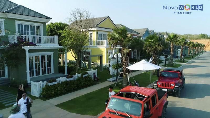 Nên đầu tư và mua nhà ở tại các dự án lớn có khu compound