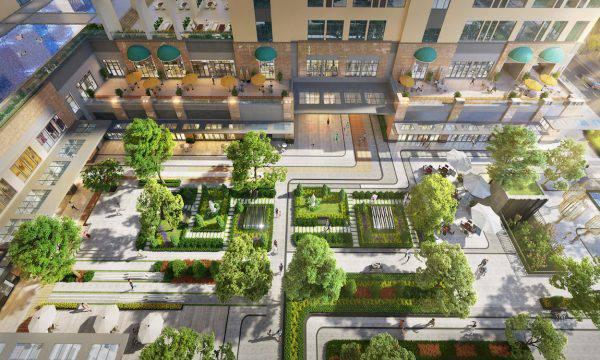 Trung tâm thương mại quận 1- Vị trí vàng đầu tư phát triển