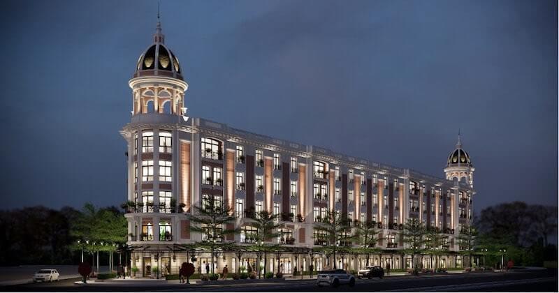 Các dòng sản phẩm bất động sản tại Aqua Marina Aqua City