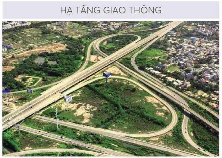 lĩnh vực hạ tầng giao thông Novaland Group