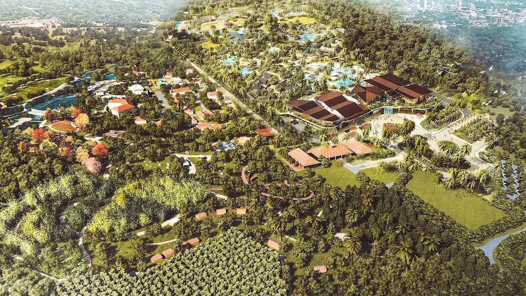 Thông tin chính thức về NovaWorld Hồ Tràm Bình Châu