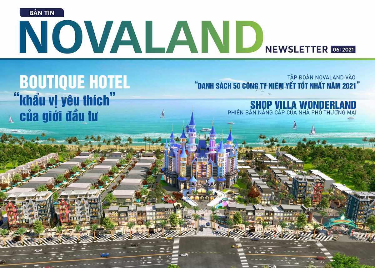 Bản tin Novaland   Newsletter tháng 6 – 2021