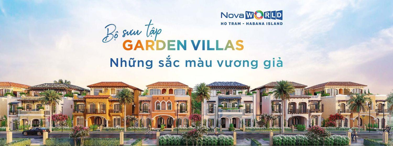 Bộ sưu tập Villa Habana Island NovaWorld Ho Tram