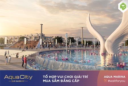 Tiện ích Aqua Marina Aqua City