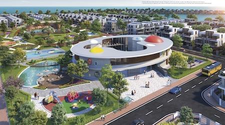 Khám phá Aqua City giấc mơ sống xanh hiện đại