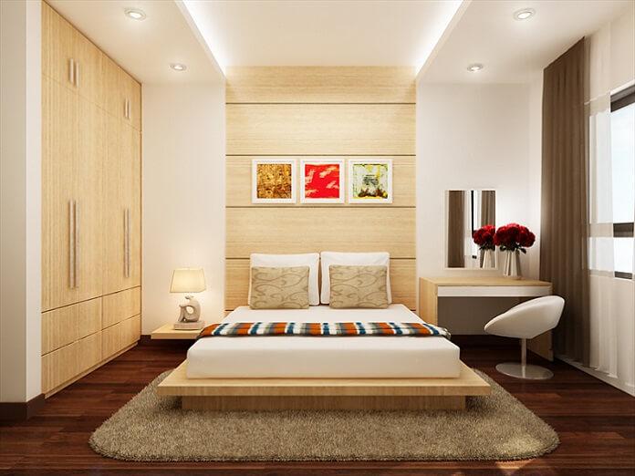 Tìm hiểu về phong thuỷ trong phòng ngủ của người mệnh thổ